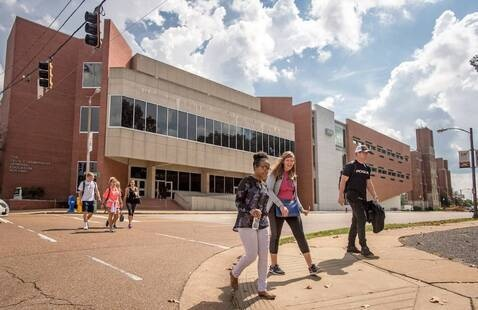 Chancellor Search Open Session for Students