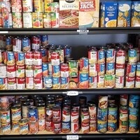 The Lion Food Pantry Opening