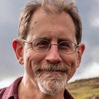 color photograph of Dr. Erik Davis