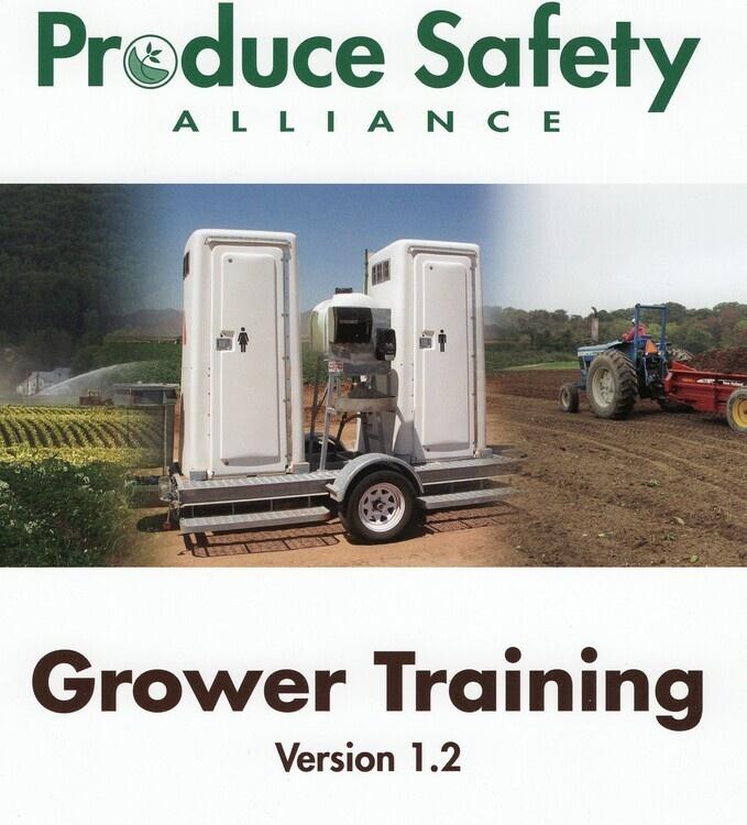 Remote South Carolina Produce Safety Rule Grower Training, January 27 & 28