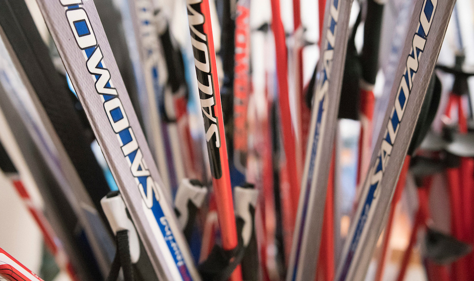 Intro to Nordic Skiing