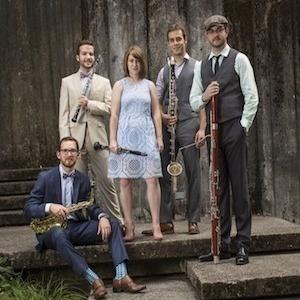 Hansen Series: Akropolis Quintet: Saxophone and Oboe Master Classes