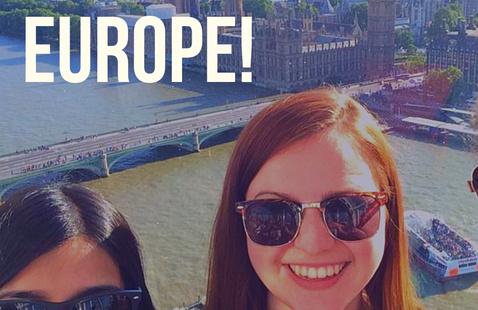 Internships in Europe