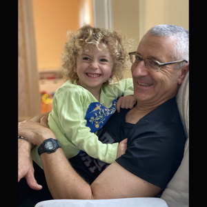 Pic of Professor Newman's Second Chance, his daughter