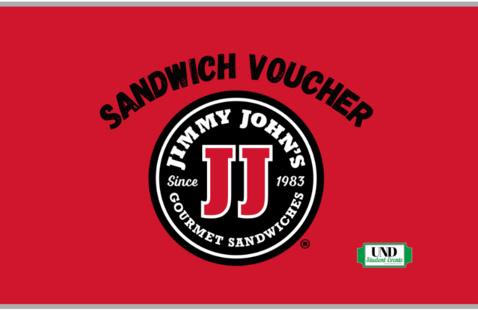 Jimmy John's Sandwich Voucher
