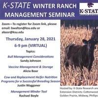 Winter Ranch Management Seminar