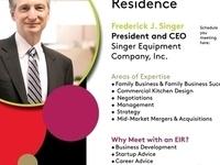 PIHE's Entrepreneur in Residence: Fred Singer