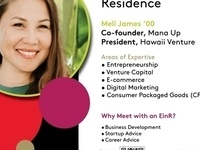 PIHE's Entrepreneur in Residence: Meli James '00