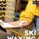 ski waxing