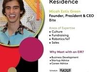 PIHE's Entrepreneur in Residence: Micah Estis Green '15