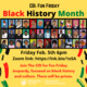 CDI Fun Fridays: Black History Month Jeopardy