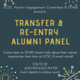 Transfer and Reentry Alumni Panel