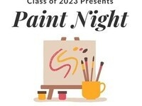 Class of 2023 Presents: Paint Night