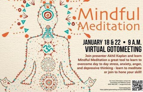CWC Quarantine Workshop - Mindful Meditation