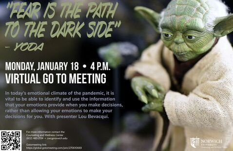 CWC Quarantine Workshop - Yoda & Lou