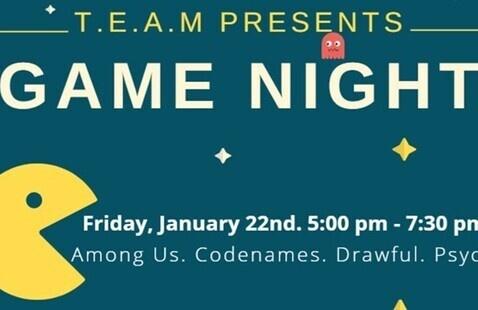 Welcome Week Game Night