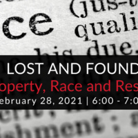 Lost and Found: Intellectual Property, Race and Restorative Justice