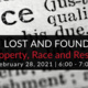 Photo of Lost and Found: Intellectual Property, Race and Restorative Justice
