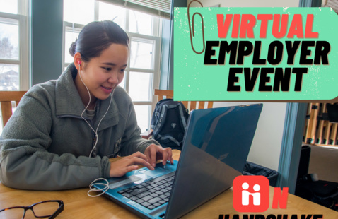 Virtual Employer Event: Learn about Internship, Fellowships and Research Opportunities with ORISE
