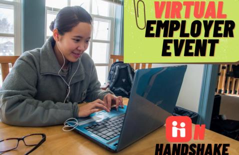 Virtual Employer Event: Goldman Sachs 2021 Exploratory Programs