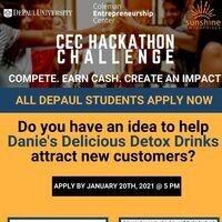CEC Hackathon Challenge