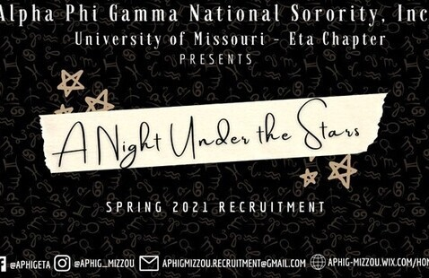 Info Night: Welcome to Our Galaxy