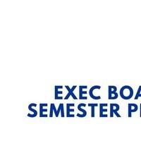 IFC Exec: Semester Prep