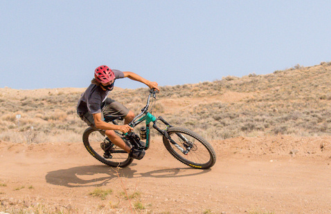 Mountain Bike Skills Clinic - Wellness Focus