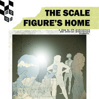 Exhibition card for The Scale Figure's Home