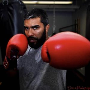 Beginner's Boxing w/ C.J. Molina