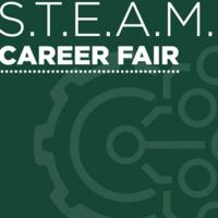 STEAM Career Fair Logo
