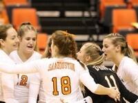 Bearkat Volleyball vs Northwestern State