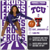 Women's Basketball vs Texas Tech
