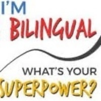 I'm Bilingual - What's Your Superpower?