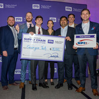 2020 Graduate Case Competition Winners