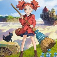 Movie Night: Mary and the Witch's Flower