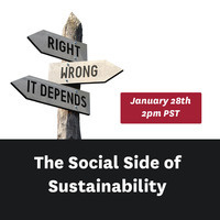 The Social Side of Sustainability