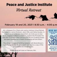 PJI Virtual Spring Retreat