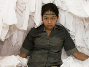 CLAS Film Series Presents: The Chambermaid