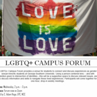 LGBTQ+ Campus Forum