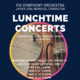 Lunchtime Concerts: A Short and Suite Series: FIU Symphony Orchestra