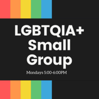 LGBTQIA+ Small Group