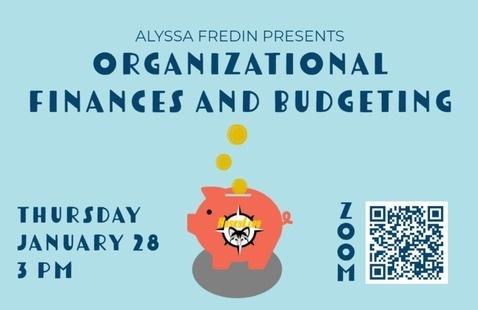 HuskyLead: Organizational Finances & Budgeting