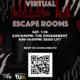 Virtual Follow Me Escape Rooms- The Engagement