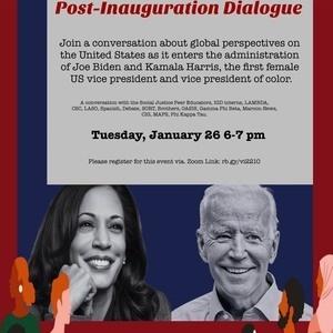 Post-inauguration Dialogue