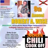 9th Annual Robert A. Wise Chili Cook Off