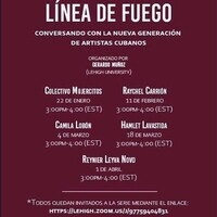 Firing Line: Conversations with Contemporary Cuban Artists featuring Colective Mujercitos | Modern Languages and Literatures