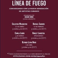 Firing Line: Conversations with Contemporary Cuban Artists featuring Raychel Carrión | Modern Languages and Literatures