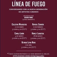 Firing Line: Conversations with Contemporary Cuban Artists featuring Hamlet Lavastida | Modern Languages and Literatures