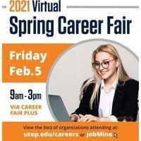 2021 Virtual Spring Career Fair